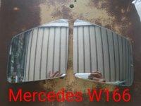 Mercedes W166 Side Mirror Glass