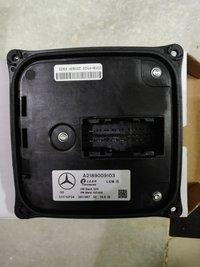 Mercedes Benz Headlight Blaster