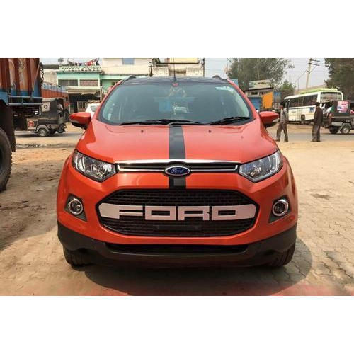 Ford Ecosport Grill( Old)