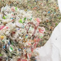 PET Bottle Regrind Grade C post industrial plastic scrap