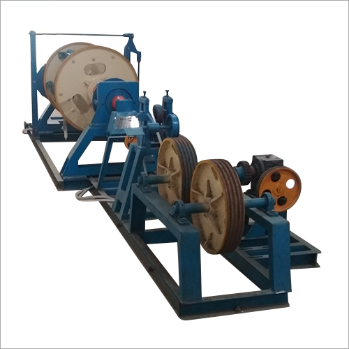 7 To 19mm Wire Cable Machine