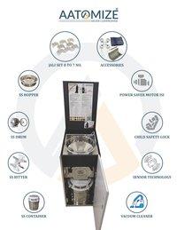 1hp Domestic Flour Mill Ply Box T101