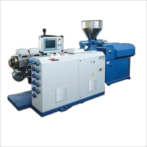 Semi Automatic PVC Tubing Machine
