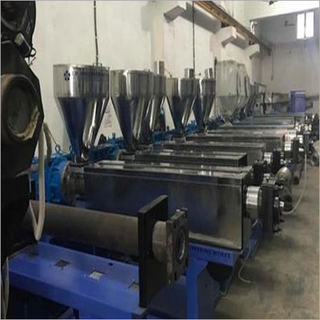 Industrial PVC Tube Making Machine