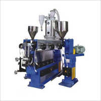 PVC Wire And Cable Coating Plant
