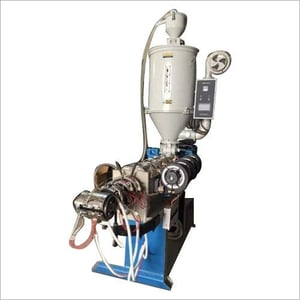 Industrial PVC Wire Coating Machine