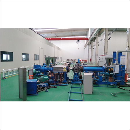 Continuous Extrusion Line