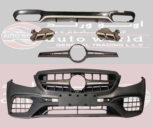 Mercedes Benz e Class Eye Amg Body Kit