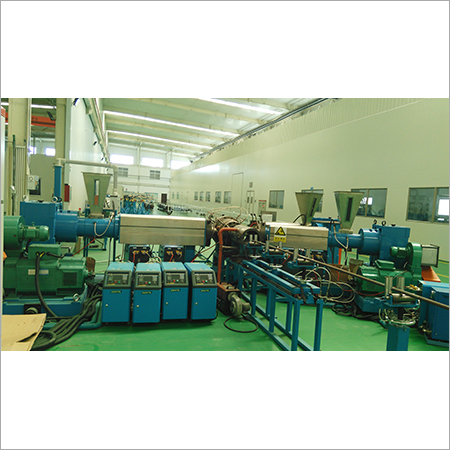 Copper Extrusion Machine