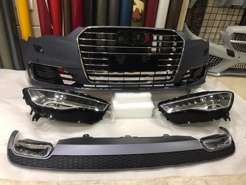 Audi A6 2011 Conversion 2916 Kit