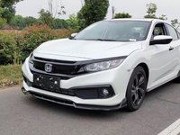 New Honda Civic Frunt Scert Or Diggi Spoiler Kit