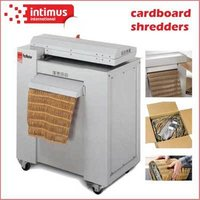 Automatic Cardboard Shredder