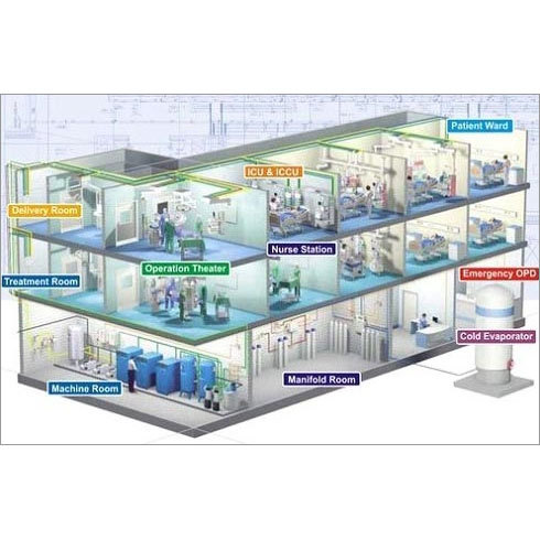 Hospital Turnkey Projects