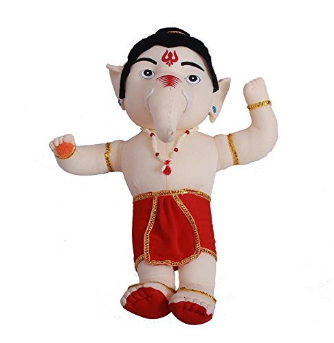 Kid Stuffed Soft Small Ganesh