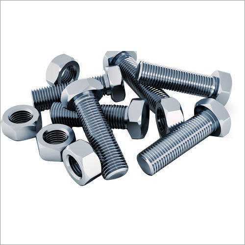 Mild Steel Nut Bolt