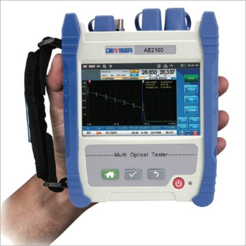Single Mode Optical Time Domain Reflectometer