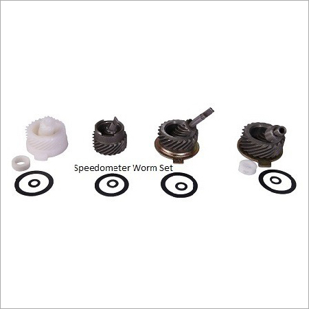 Speedometer Worm Set