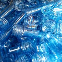 PET Preform scrap pet bottles waste recycled plastic