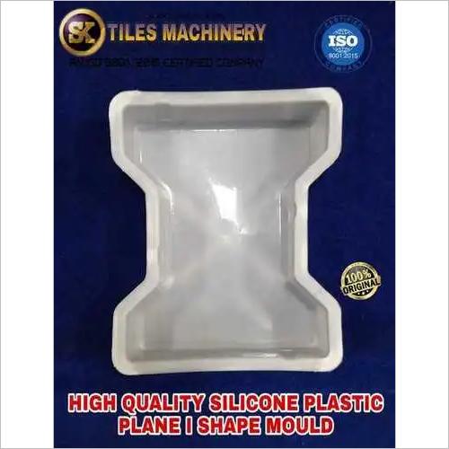 Silicone Plastic I Shape Mould