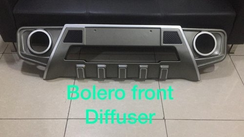 Mahindra Bolero Rear Diffuser