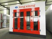 Car spray booth LX2S