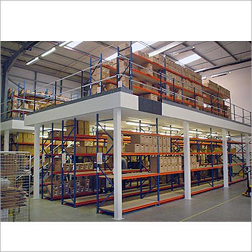 Mezzanine Floor and Ladder
