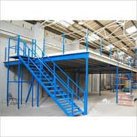 Mezzanine Floor Top Wood
