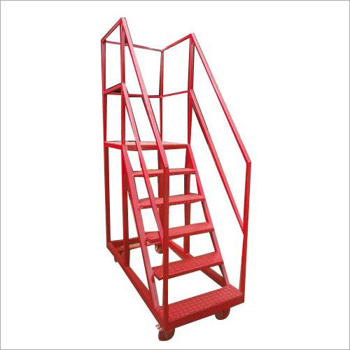 Mezzanine Floor Ladder