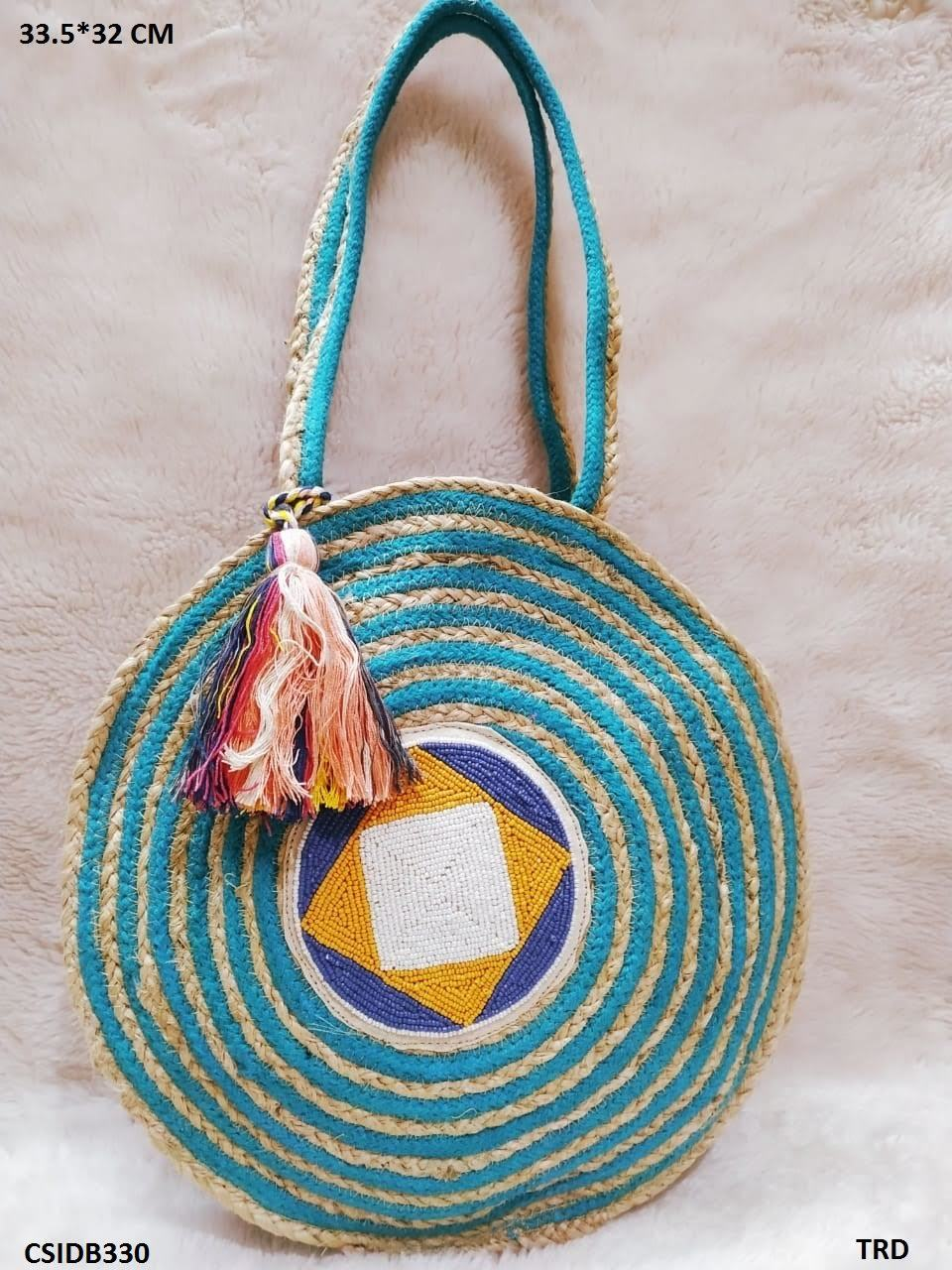 Jute Multipurpose Handbags
