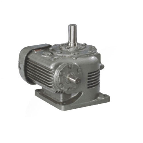 BV Vertical Worm Reduction Gearbox