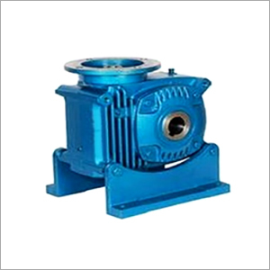Worm Reduction Vertical Gearbox