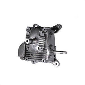 Agitator Gearbox