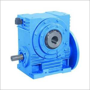 BU Horizontal Worm Reduction GearBox