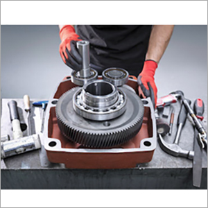 Industrial Gearbox Repairing Services