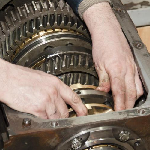 Industrial Gearbox Maintenance Services