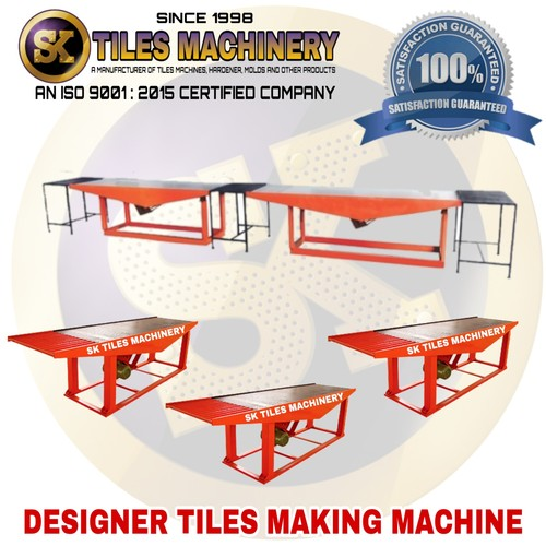 Wall Tiles Making Machine