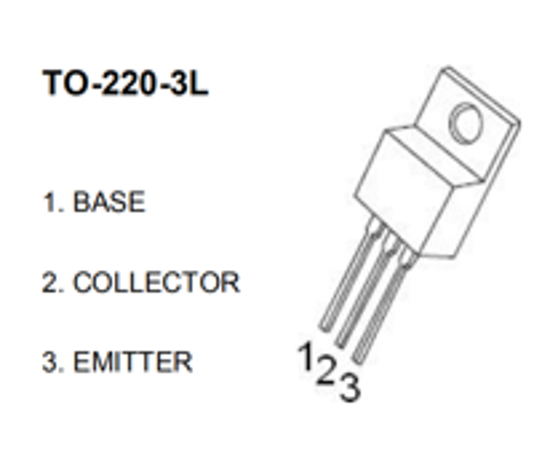 TIP127 Darlington Transistor