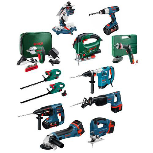 Construction Power Tools