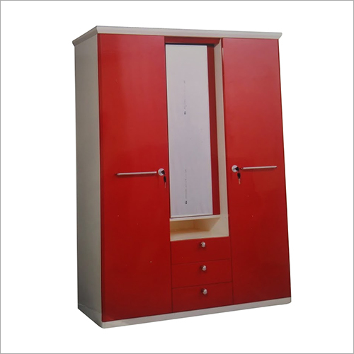 Double Door Dressing Almirah