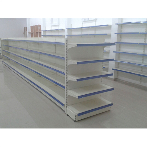 Supermarket Storage Display Rack