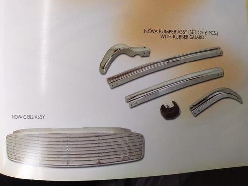 HM NOVA CAR -FRONT GRILL