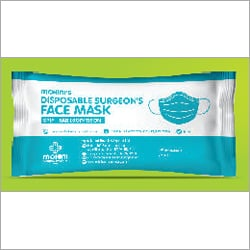 Disposable Surgeons Face Mask Age Group: Men