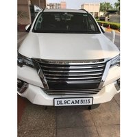 New Fortuner Car Front Grill