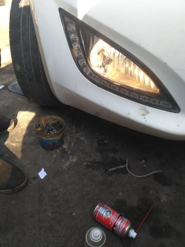 Old I 20 Fog Lamp With DRL
