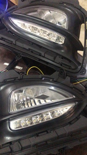 I 20 Flight New 2018 Fog Lamp With DRL