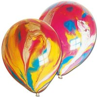 Marble Color Balloons