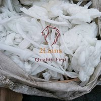 HDPE Natural white mix color Lump hdpe natural milk bottle regrind