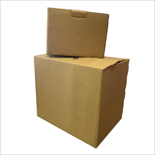Rectangular Plain Packaging Box