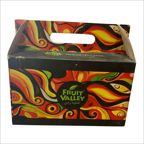 Fruit Packaging Printed Corrugated Box