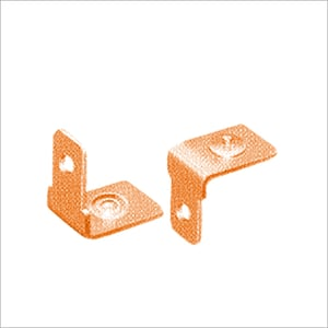 Earthing Wire L Connector